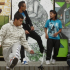 Krynica:Streetbreakers on Tour. Graffiti, break - dance, hip - hop
