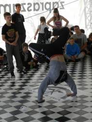 Stoczyli bitwę na break dance. IV edycja - za nami.